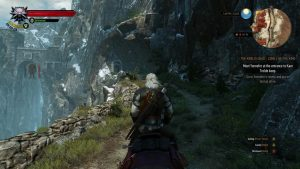 the witcher 3 environnement