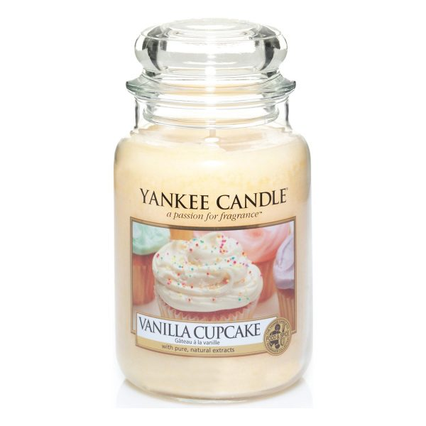 yankee candle bougie unique