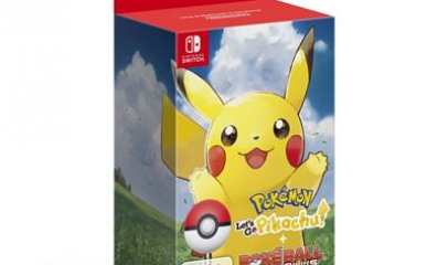 Précommande Pokemon Switch