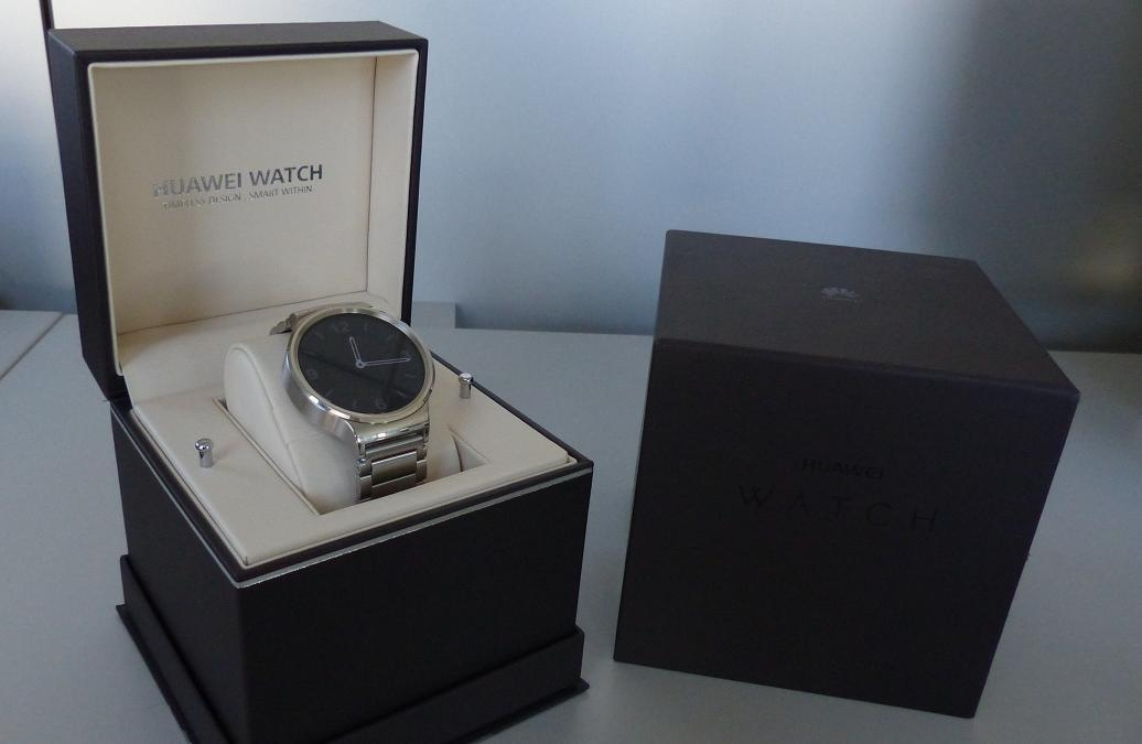 Huawei watch classic montre pour smartphone avis