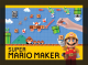 Super Mario Maker – Wii U 3DS